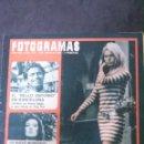 Cine: FOTOGRAMAS Nº 972-1967-BRIGITTE BARDOT-ANTONIO SABATO-ELVIS PRESLEY-JUAN Y JUNIOR. Lote 161154578