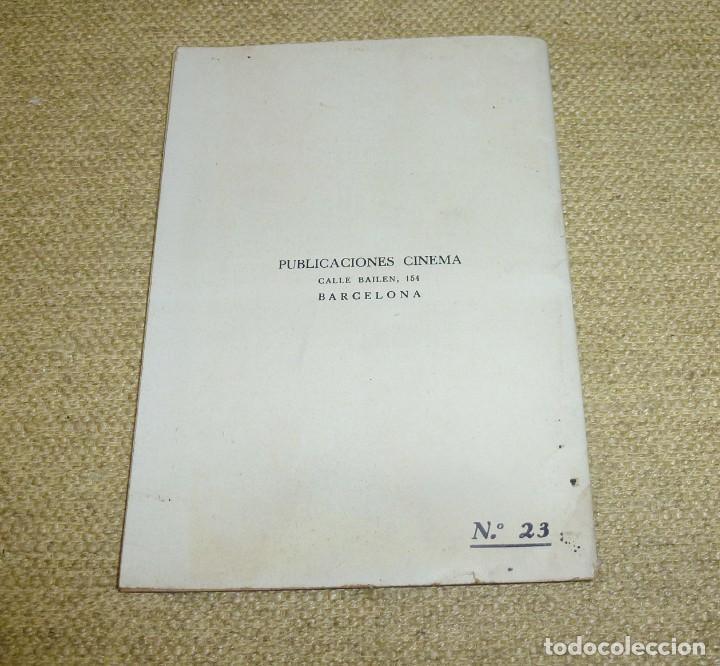 Cine: CABALLERIA LIGERA - PUBLICACIONES CINEMA Nº 23 - Foto 4 - 162325522