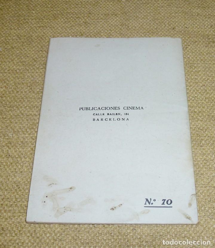 Cine: LA SIRENA DEL PUERTO - PUBLICACIONES CINEMA Nº 70. - Foto 3 - 162325642