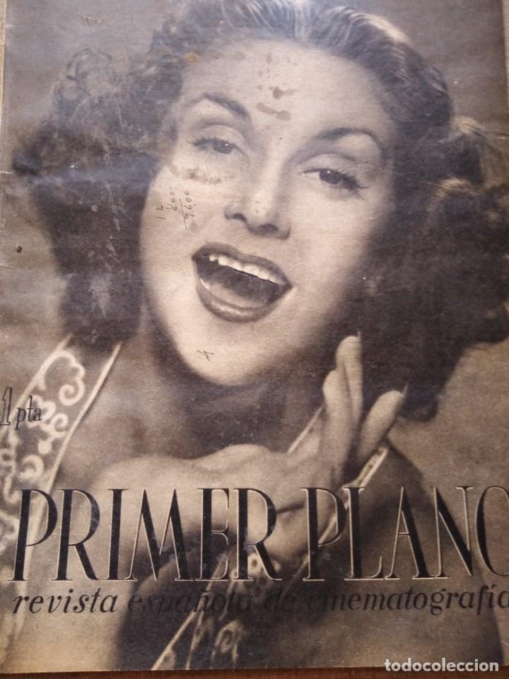 PRIMER PLANO ANA MARISCAL MADRID 19 DE NERO DE 1941 AÑO II NUM 14 MARLENE DIETRICH VIVIEN LEIGH (Cine - Revistas - Primer plano)