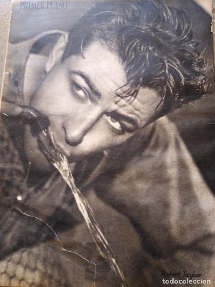 Cine: PRIMER PLANO ANA MARISCAL MADRID 19 DE NERO DE 1941 AÑO II NUM 14 MARLENE DIETRICH VIVIEN LEIGH - Foto 2 - 162497610