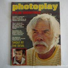 Cine: REVISTA PHOTOPLAY MAGAZINE JUNIO 1976. SOFÍA LOREN, DAVID BOWIE, LIZA MINNELLI, ROCK HUDSON. Lote 162510474