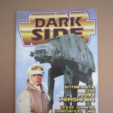 Cine: FANZINE STAR WARS DARK SIDE Nº11 - 1998 - ESTATAL. Lote 162785962