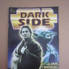 Cine: FANZINE STAR WARS DARK SIDE Nº 5 - 1998 - ESTATAL. Lote 162786358