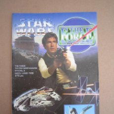 Kino - FANZINE STAR WARS - THE FORCE (THE STAR WARS MAGAZINE) Nº 3-VOL 3 - 1996 - ESTATAL - 162787530