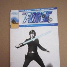 Kino - FANZINE STAR WARS - THE FORCE (THE STAR WARS MAGAZINE) Nº 5-VOL 5 - 1996 - ESTATAL - 162788234