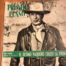 Cinéma: REVISTA PRIMER PLANO 1076 1958.GARY COOPER LOLA FLORES..... Lote 162930370