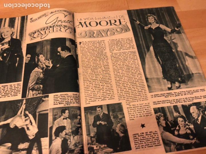 Cine: Revista primer plano octubre 1953.maria asquerino.marilyn monroe moulin rouge ava gardner - Foto 9 - 162935641