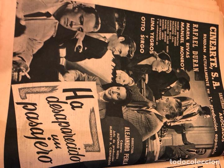 Cine: Revista primer plano octubre 1953.maria asquerino.marilyn monroe moulin rouge ava gardner - Foto 12 - 162935641