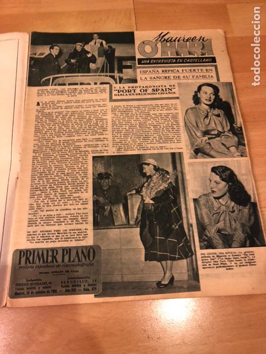 Cine: Revista primer plano octubre 1953.maria asquerino.marilyn monroe moulin rouge ava gardner - Foto 15 - 162935641