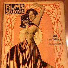 Cine: REVISTA FILMS SELECTOS FEBRERO 1932. Lote 162982692