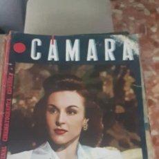 Cine: REVISTA CAMARA. Lote 163513938