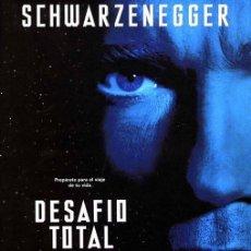 Cinema: DESAFIO TOTAL. Lote 225111245