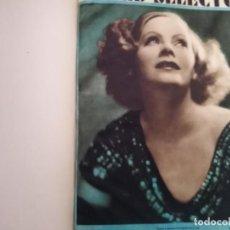 Cine: TOMO ENCUADERNADO FILMS SELECTOS AÑO II N 27 18 DE ABRIL DE 1931 AL N 51 3 DE OCTUBRE DE 1931. Lote 163601510