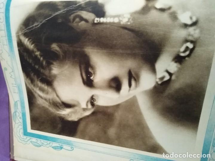 Cine: TOMO ENCUADERNADO FILMS SELECTOS AÑO II N 27 18 DE ABRIL DE 1931 AL N 51 3 DE OCTUBRE DE 1931 - Foto 2 - 163601510