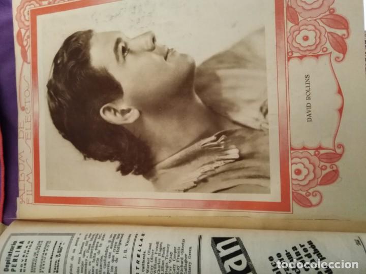 Cine: TOMO ENCUADERNADO FILMS SELECTOS AÑO II N 27 18 DE ABRIL DE 1931 AL N 51 3 DE OCTUBRE DE 1931 - Foto 5 - 163601510