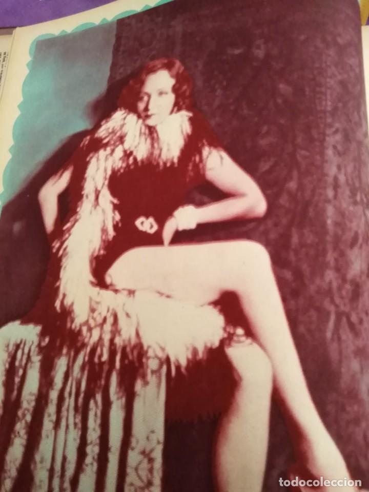 Cine: TOMO ENCUADERNADO FILMS SELECTOS AÑO II N 27 18 DE ABRIL DE 1931 AL N 51 3 DE OCTUBRE DE 1931 - Foto 8 - 163601510