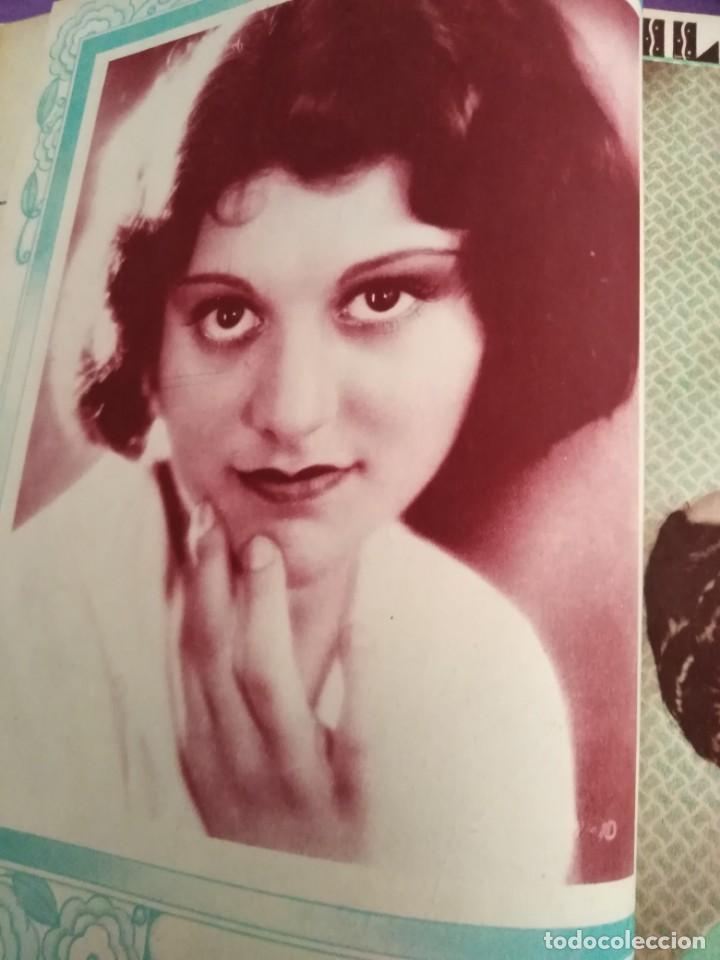 Cine: TOMO ENCUADERNADO FILMS SELECTOS AÑO II N 27 18 DE ABRIL DE 1931 AL N 51 3 DE OCTUBRE DE 1931 - Foto 9 - 163601510