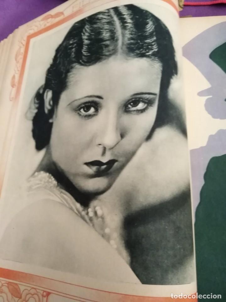 Cine: TOMO ENCUADERNADO FILMS SELECTOS AÑO II N 27 18 DE ABRIL DE 1931 AL N 51 3 DE OCTUBRE DE 1931 - Foto 20 - 163601510