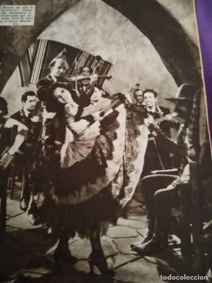 Cine: TOMO ENCUADERNADO FILMS SELECTOS AÑO II N 27 18 DE ABRIL DE 1931 AL N 51 3 DE OCTUBRE DE 1931 - Foto 30 - 163601510