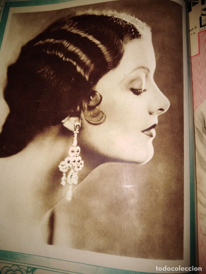 Cine: TOMO ENCUADERNADO FILMS SELECTOS AÑO II N 27 18 DE ABRIL DE 1931 AL N 51 3 DE OCTUBRE DE 1931 - Foto 31 - 163601510