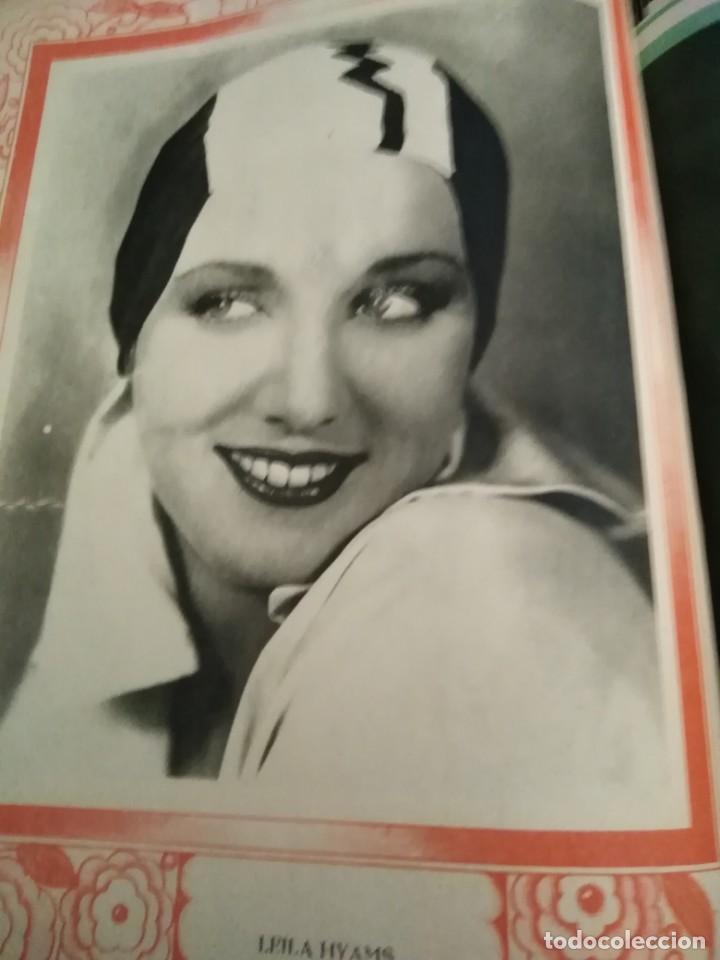 Cine: TOMO ENCUADERNADO FILMS SELECTOS AÑO II N 27 18 DE ABRIL DE 1931 AL N 51 3 DE OCTUBRE DE 1931 - Foto 33 - 163601510