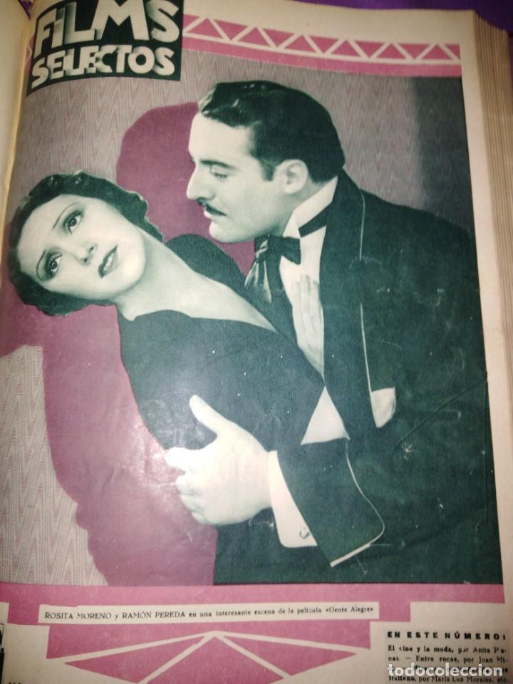 Cine: TOMO ENCUADERNADO FILMS SELECTOS AÑO II N 27 18 DE ABRIL DE 1931 AL N 51 3 DE OCTUBRE DE 1931 - Foto 36 - 163601510