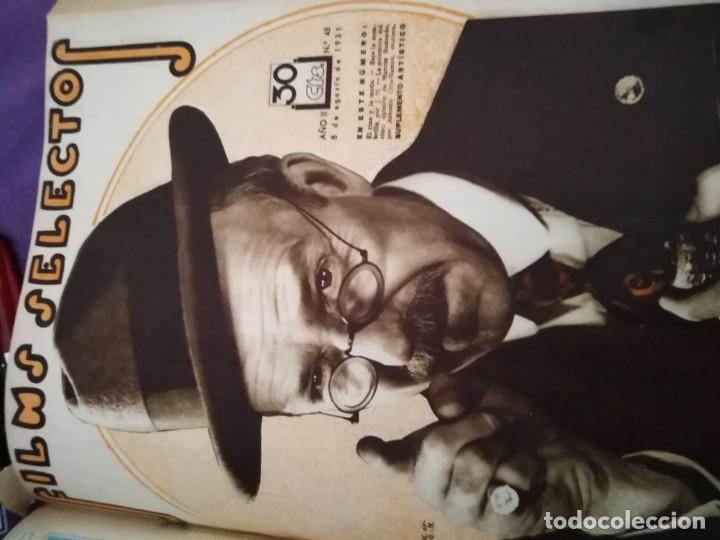 Cine: TOMO ENCUADERNADO FILMS SELECTOS AÑO II N 27 18 DE ABRIL DE 1931 AL N 51 3 DE OCTUBRE DE 1931 - Foto 39 - 163601510