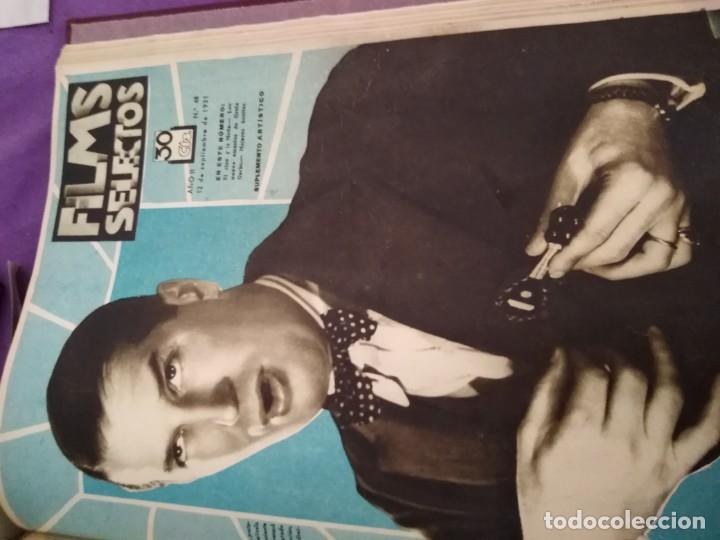 Cine: TOMO ENCUADERNADO FILMS SELECTOS AÑO II N 27 18 DE ABRIL DE 1931 AL N 51 3 DE OCTUBRE DE 1931 - Foto 48 - 163601510