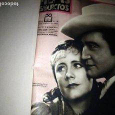 Cine: TOMO ENCUADERNADO FILMS SELECTOS AÑO II N 52 10 DE OCTUBRE DE 1931 AL AÑO III N 79 16 DE ABRIL 1932. Lote 163605466