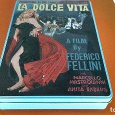 Cine: CAJA DE CHOCOLATES LA DOLCE VITA. Lote 163651370