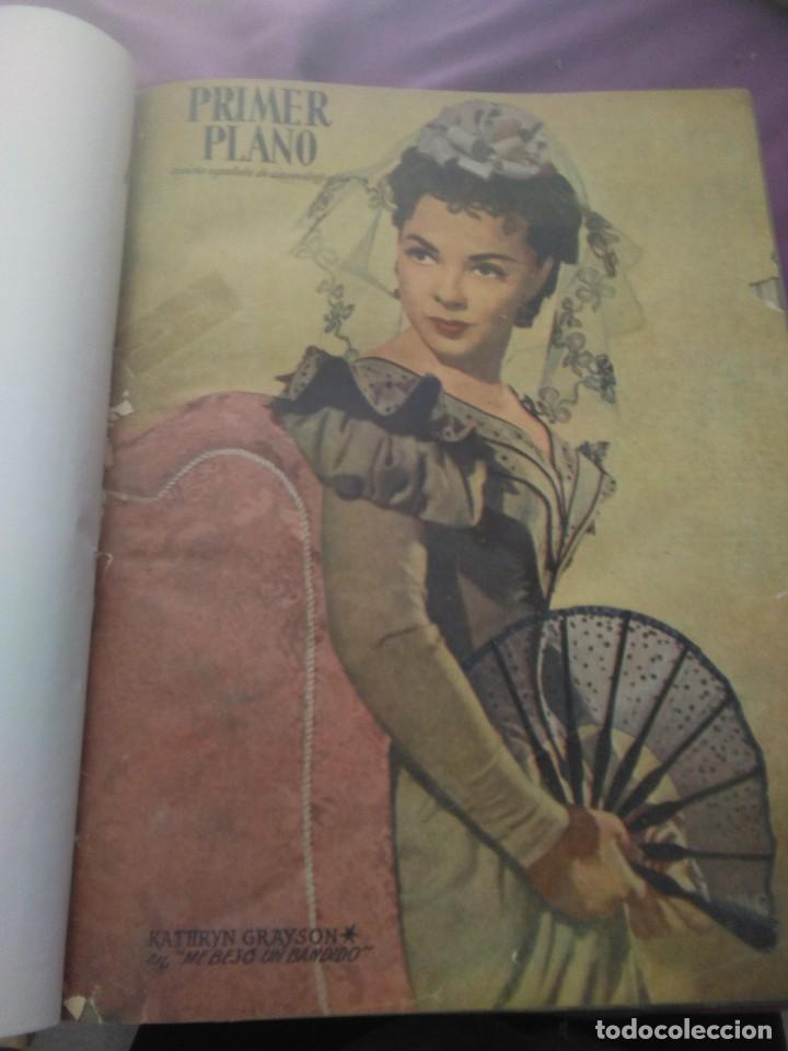 Cine: PRIMER PLANO EN DOS TOMOS 1948 AÑO COMPLETO - Foto 4 - 163900774