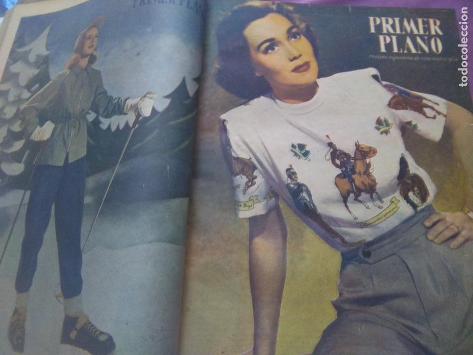 Cine: PRIMER PLANO EN DOS TOMOS 1948 AÑO COMPLETO - Foto 6 - 163900774