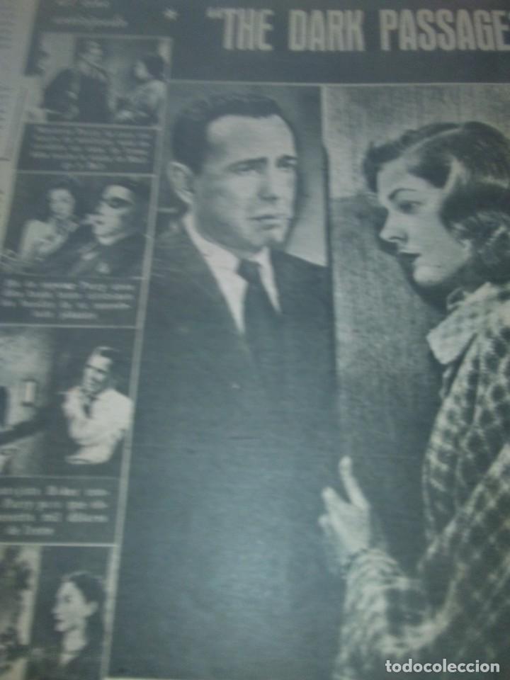 Cine: PRIMER PLANO EN DOS TOMOS 1948 AÑO COMPLETO - Foto 13 - 163900774