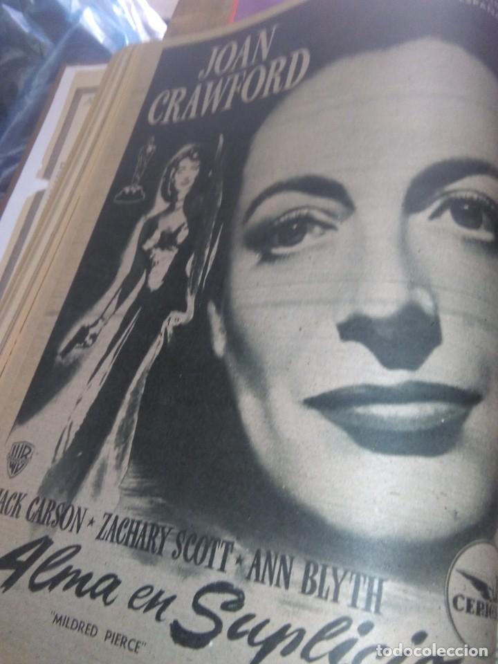 Cine: PRIMER PLANO EN DOS TOMOS 1948 AÑO COMPLETO - Foto 15 - 163900774