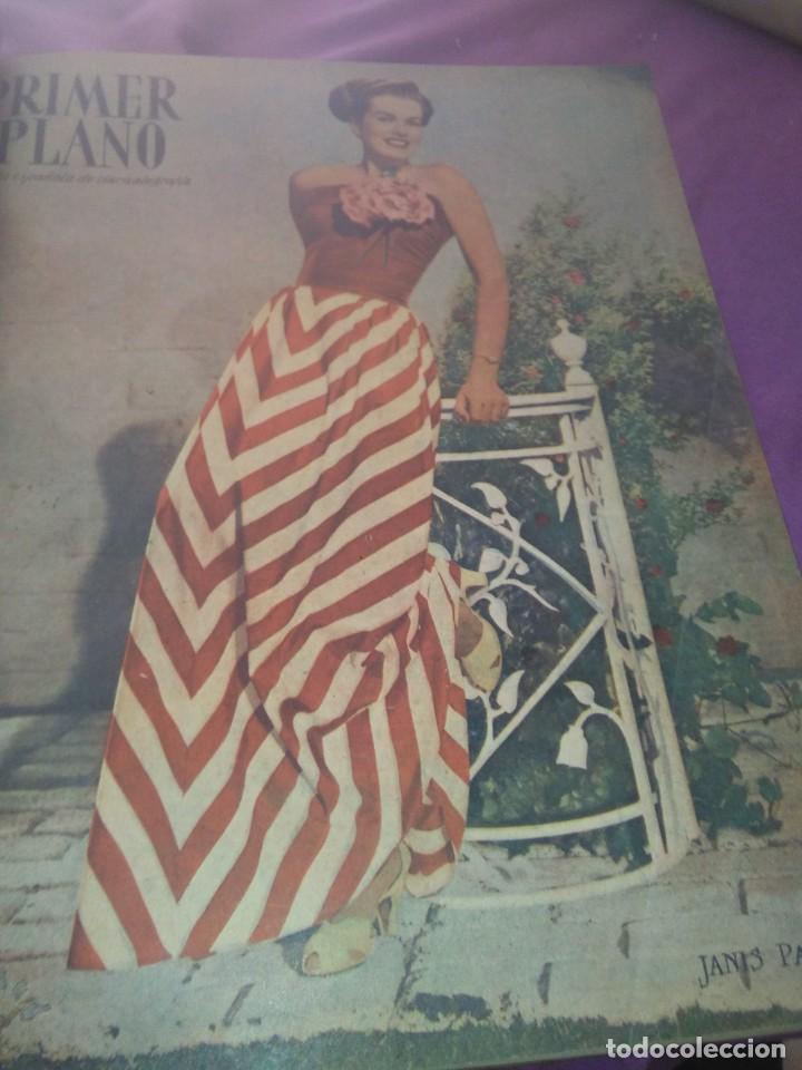 Cine: PRIMER PLANO EN DOS TOMOS 1948 AÑO COMPLETO - Foto 16 - 163900774
