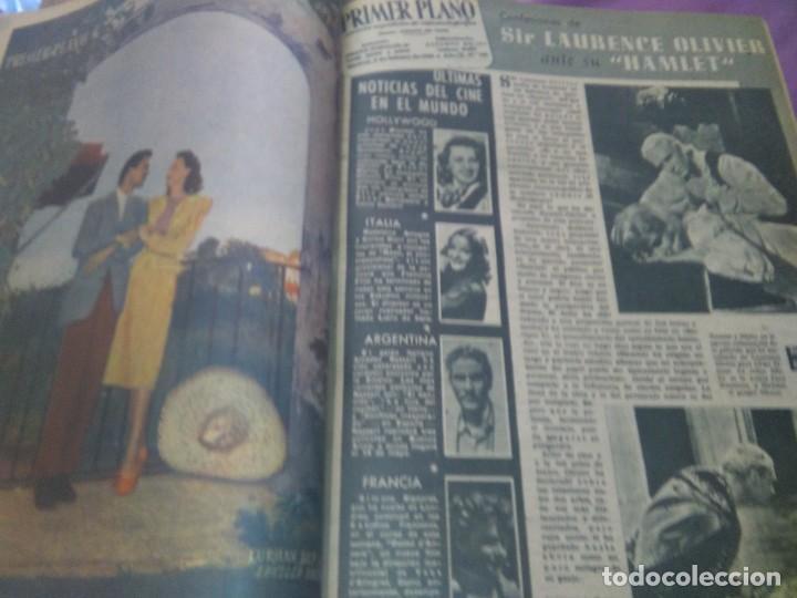 Cine: PRIMER PLANO EN DOS TOMOS 1948 AÑO COMPLETO - Foto 17 - 163900774