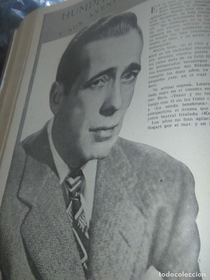 Cine: PRIMER PLANO EN DOS TOMOS 1948 AÑO COMPLETO - Foto 34 - 163900774