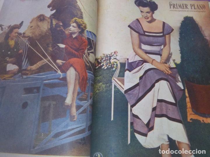 Cine: PRIMER PLANO EN DOS TOMOS 1948 AÑO COMPLETO - Foto 37 - 163900774