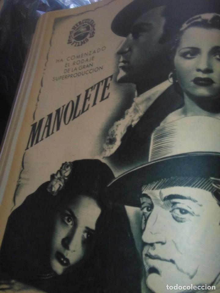 Cine: PRIMER PLANO EN DOS TOMOS 1948 AÑO COMPLETO - Foto 46 - 163900774
