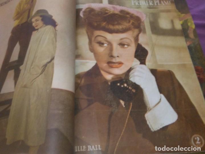 Cine: PRIMER PLANO EN DOS TOMOS 1948 AÑO COMPLETO - Foto 56 - 163900774