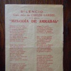 Cinéma: CINE.NOVELDA.TEATRO MARIA GUERRERO.ENERO 1934.PROGRAMA DE PASES.. Lote 163960446