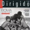 Cine: DIRIGIDO POR... N. 494 DICIEMBRE 2018 - EN PORTADA: ROMA (NUEVA). Lote 164197534
