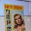 Cine: REVISTA PARA MAYORES ANITA EKBERG Nº 23 - FERMA -. Lote 164621110