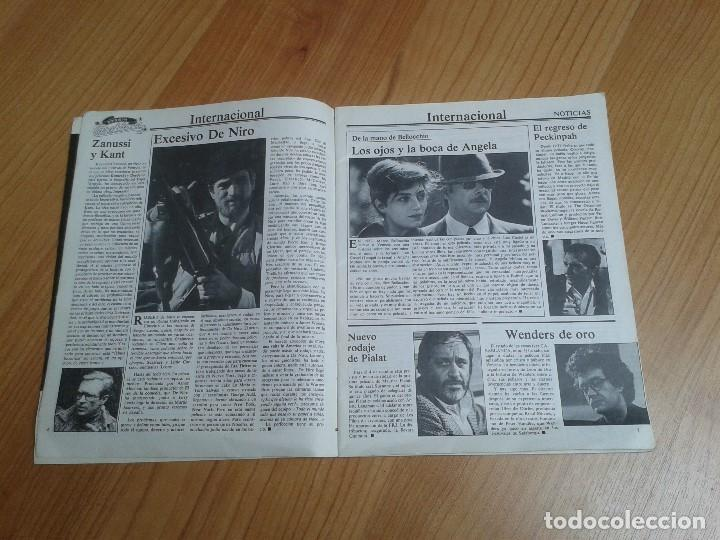 Cine: Papeles de Cine -- nº 22 -- Octubre 1981 - Casablanca, Alan Parker, Win Wenders, Hammett, Bertolucci - Foto 5 - 164811938