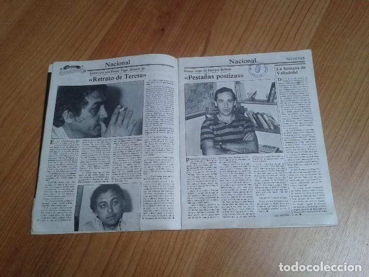 Cine: Papeles de Cine -- nº 22 -- Octubre 1981 - Casablanca, Alan Parker, Win Wenders, Hammett, Bertolucci - Foto 6 - 164811938