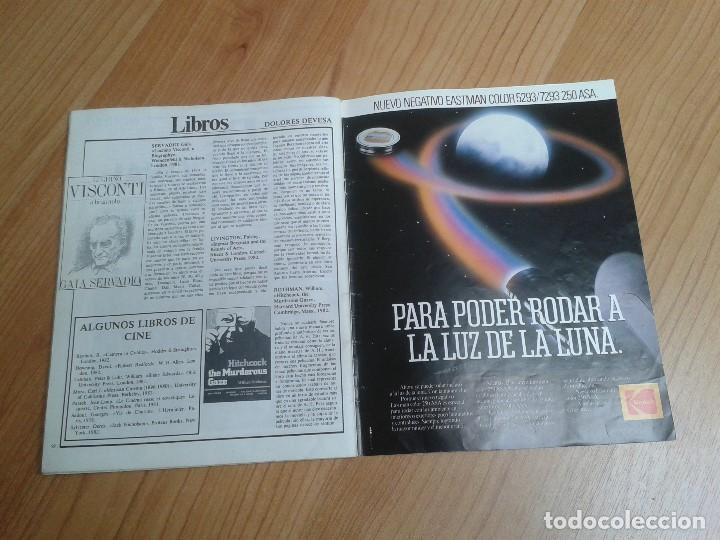 Cine: Papeles de Cine -- nº 22 -- Octubre 1981 - Casablanca, Alan Parker, Win Wenders, Hammett, Bertolucci - Foto 12 - 164811938