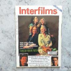Cine: INTERFILMS. Nº 42 - MARZO 1992.. Lote 164863750