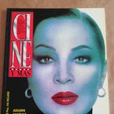 Cine: REVISTA CINE Y MÁS Nº 75 AÑO 1991 - SARA MONTIEL TWIN PEAKS. Lote 164875710