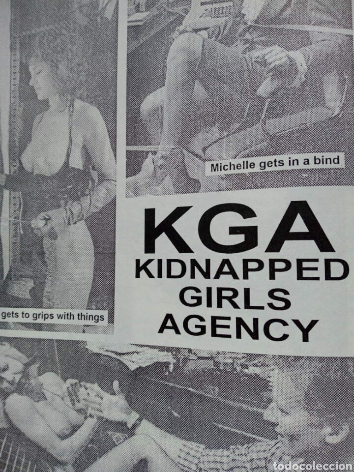 Cine: Fanzine - SLEAZORAMA Nº 1 - Editado en USA en 1993 - Explotation Cinema, Jess Franco, Caged Women... - Foto 5 - 164964398